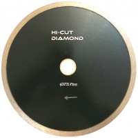 Disc diamantat coroana continua