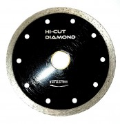 Disc diamantat 125 mm gresie Hi Cut Diamond Eco