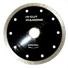 Disc diamantat 125 mm gresie Hi Cut Diamond Eco