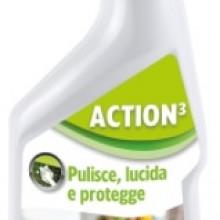 Action 3 - curata, lustruieste si protejeaza