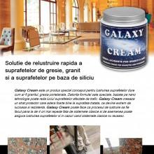 Galaxy Cream - solutie lustruire granit si gresie