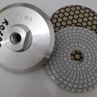 Suport velcro 100 mm aluminiu